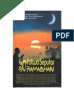 30 Fatwa Ramadhan.pdf