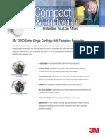3000 Series Respirator