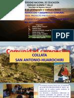 PROYECTO PRODUCTIVO Pulseras Con MacramePleto
