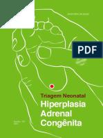 Triagem Neonatal Hiperplasia Adrenal Congenita