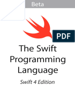 TheSwiftProgrammingLanguage(Swift4)