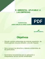 Legislacion Ambiental aplicable a empresas.ppt