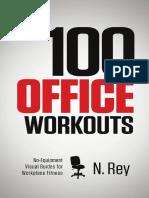 100 Office Workouts Darebee