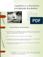 Terapia Cognitiva e o Transtorno Da Personalidade Borderline