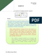 Sesión 05 (2) word