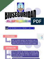 Medidas universitarias bioseguridad