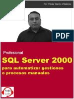 IBook SQL Server Automatizar Procesos Manuales
