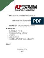 Ciencias Contables y Finanzas