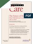 The Future of Medicaid