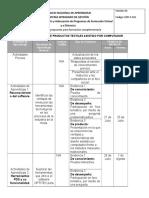 Cronograma optitex