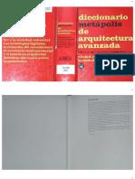 65. Diccionario de Metápolis de Arquitectura Avanzada