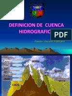 LECCION--II_DEFINICIÓN MANEJO DE CUENCAS.ppt