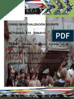 Procesos Históricos Actuales en el Entorno Mundial