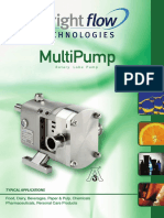 Multipump (Rotary Lobe Pump )