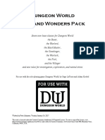 Dungeon World War and Wonders Pack (11199199)