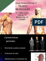 Teorico Mucular. Dr. Pablo Colaci