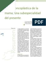 oncoplastia de la mama