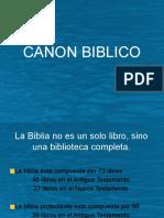 Canon Biblico