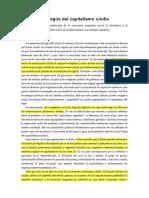 Avatares y Sesgos Del Capitalismo Criollo - José Nun