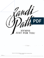Sandi Patti-Hymns Just for You