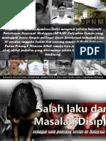 Salah laku dan masalah disiplin sebagai satu polemik serius di Malaysia