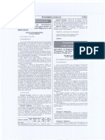 Ds 021-2008-Mtc Reglamento Ley Transporte de Materiales Peligrosos