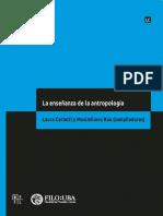 La Enseñanza de La Antropología_interactivo