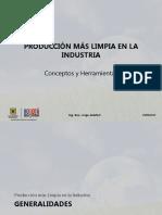 Produccion Mas Limpia en La Industria