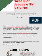 Los 10 Mejores Ejercicios Para Brazos Bien Moldeados y Sin Celulitis