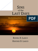 Sins of the Last Days