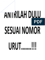 ANTRILAH DULU SESUAI NOMOR URUT.docx