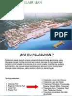 Bahan Kuliah Menajemen Pelabuhan