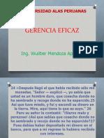 GERENCIA EFICAZ