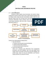 Bab II Administrasi Dan Organisasi Proyek