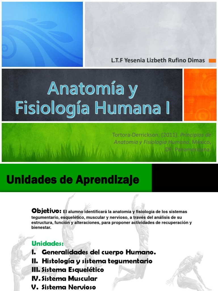 Introduccion Ala Anatomia
