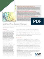 Sas Realtime Decision Manager 103200