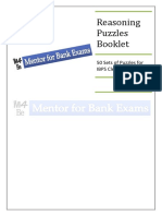 50 best Puzzle for  IBPS