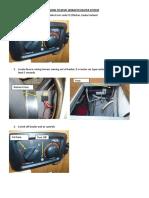 How to Reset Webasto Heater System