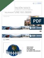 Presentación ISO 28000