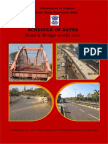 SOR 2017 PWD (Road and Bridge)  TRIPURA