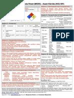 MSDS - Asam Klorida (HCl)(1).pdf