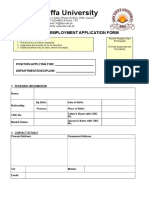 Dsu Faculty Application Form 27012016