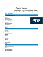 Tata companies.docx