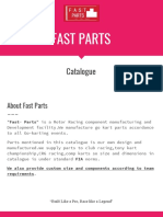 Fast Part Catalogue