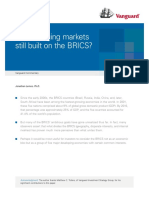 Are emerging markets still built on the BRICS ? - Thierry Polla