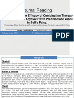 Comparison of the Efficacy of Combination Therapy Of