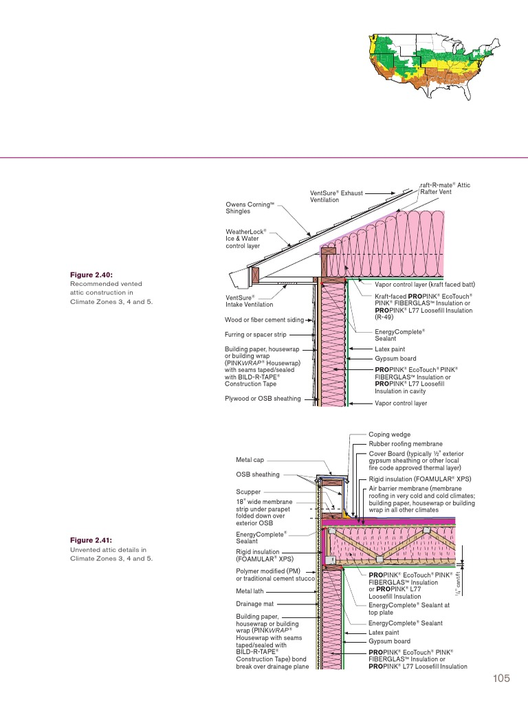 Residential guide 111 building insulation drywall ccuart Gallery