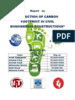 Carbon Foot