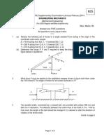 R5-JanuaryFebruary 2014- Engineering Mechanics