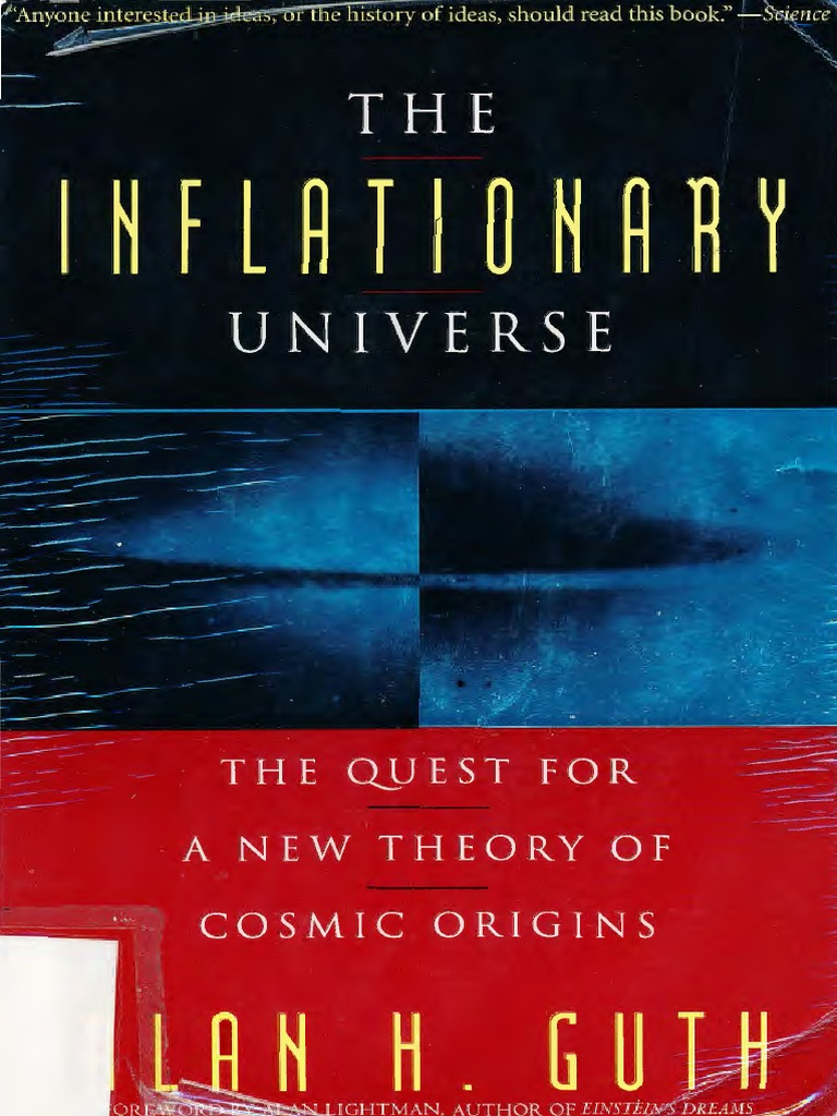 The inflationary universe alan h guthpdf physical cosmology mass fandeluxe Images